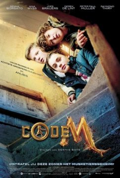 Код «М»: В поисках шпаги Д'Артаньяна (2015)