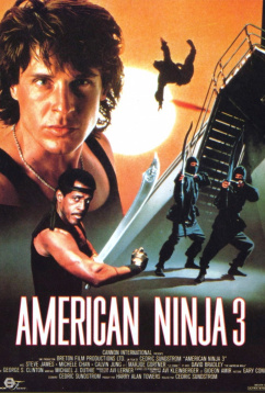 Американский ниндзя 3: Кровавая охота (1989)