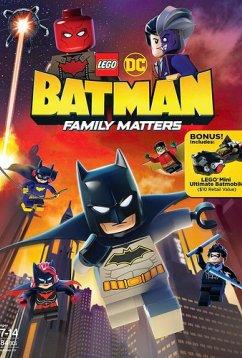 LEGO DC: Бэтмен - дела семейные (2019)