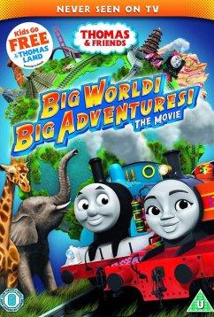Томас и его друзья: Кругосветное путешествие (2018)
