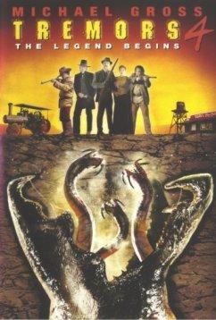 Дрожь земли 4: Легенда начинается (2004)