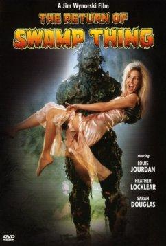 Возвращение болотной твари (1989)