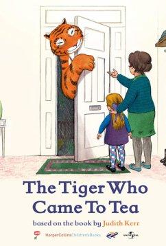 Тигр, который пришёл выпить чаю (2019)