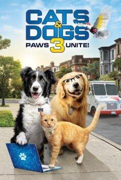 Кошки против собак 3: Лапы, объединяйтесь (2020)