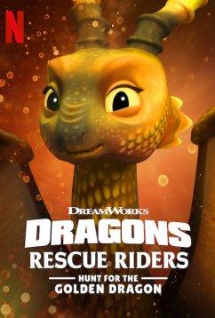 Драконы: Команда спасения. Охота на Золотого дракона (2020)