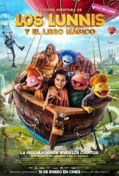 Лунята и большое путешествие в страну Волшебной Книги (2019)