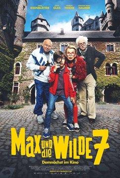Макс и дикая семерка (2020)